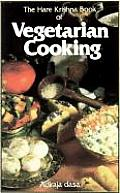 Hare Krishna Book of Vegetarian Cooking Adiraja Dasa