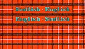 Scottish English English Scottish