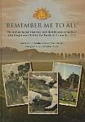 'remember Me to All': The Archaeological Recovery and Identification of Soldiers Who Fought and Died in the Battle of Fromelles 1916