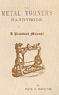 The Metal Turner's Handybook Cover