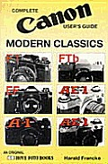 Complete Canon Users Guide Modern Classics
