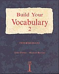 Build Your Vocabulary 2: Intermediate