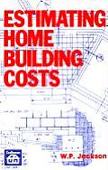 Estimating Home Building Costs