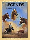 Legends Volume 3 Outstanding Quarter Horse