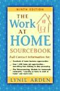 Work At Home Sourcebook 9th Edition