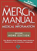 Merck Manual of Medical Information Home 2nd Edition