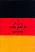Marling Menu Master for Germany
