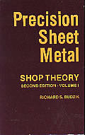 Precision Sheet Metal Shop Theory Volume 1 2nd Edition