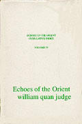 Echoes of the Orient