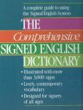 Comprehensive Signed English Dictionary
