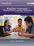Teaching English Learners and Students with Learning Difficulties in an Inclusive Classroom: A Guidebook for Teachers