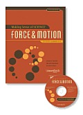 Making Sense of Science: Force & Motion for Teachers of Grades 6-8, Teacher Book [With CDROM]
