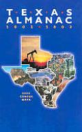 Texas Almanac 2002 2003