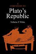 Companion To Plato's Republic (79 Edition) by Nicholas P. White