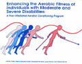 Enhancing the Aerobic Fitness of Individuals with Moderate & Severe Disabilities: A Peer-Mediated Aerobic Conditioning Program