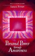 Earth Life Series #0002: Personal Power Through Awareness: A Guidebook for Sensitive People Cover