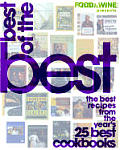 Food &amp; Wine Magazines Best of the Best Cover