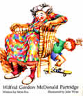 Wilfrid Gordon McDonald Partridge (Public Television Storytime Books) Cover