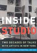 Inside the Studio: Two Decades of Talks with Artists in New York