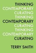 Thinking Contemporary Curating Cover