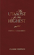 My Utmost for His Highest (35 Edition)