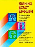 Signing Exact English ((2ND)93 Edition)