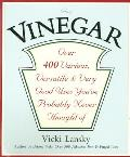 Vinegar Over 400 Various Versatile & Very Good Uses Youve Probably Never Thought of