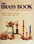 Brass Book American English & European 15th Century to 1850