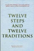 Twelve Steps and Twelve Traditions Cover