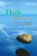 Daily Reflections A Book Of Reflections