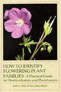 How to Identify Flowering Plant Families: A Practical Guide for Horiculturists and Plant Lovers Cover