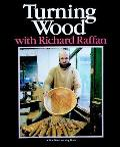 Turning wood with Richard Raffan.