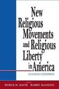 New Religious Movements and Religious Liberty in America (04 Edition)