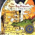 The Paper Bag Princess (Munsch for Kids) Cover