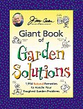 Jerry Baker's Giant Book of Garden Solutions: 1,954 Natural Remedies to Handle Your Toughest Garden Problems Cover