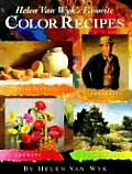 Helen Van Wyks Favorite Color Recipes