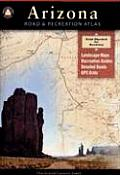Arizona Road & Recreational Atlas 7th Edition