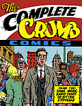 Complete Crumb Comics Volume 2 Some More Early Years Of Bitter Struggle