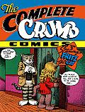 Complete Crumb Comics Volume 3 Starring Fritz the Cat