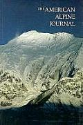 American Alpine Journal 1989
