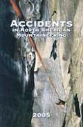 Accidents in North American Mountaineering: Volume 8 - Number 5 - Issue 58