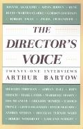 Director's Voice : Twenty-one Interviews (88 Edition)