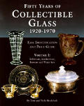 50 Years Of Collectible Glass 1920 1970