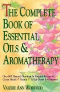 Complete Book of Essential Oils & Aromat Cover