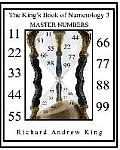 The King's Book of Numerology 3 - Master Numbers