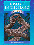 A Word in the Hand: Book One, an Introduction to Sign Language (Sign Language Materials) Cover