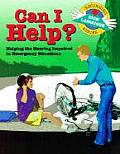 Can I Help?: Helping the Hearing Impaired in Emergency Situations (Beginning Sign) Cover