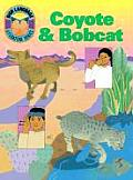 Coyote & Bobcat (Sign Language Literature) Cover