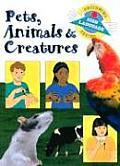 Pets Animals & Creatures