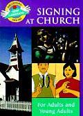 Signing At Church Gp098 Beginning